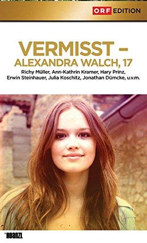 Vermisst: Alexandra Walch, 17