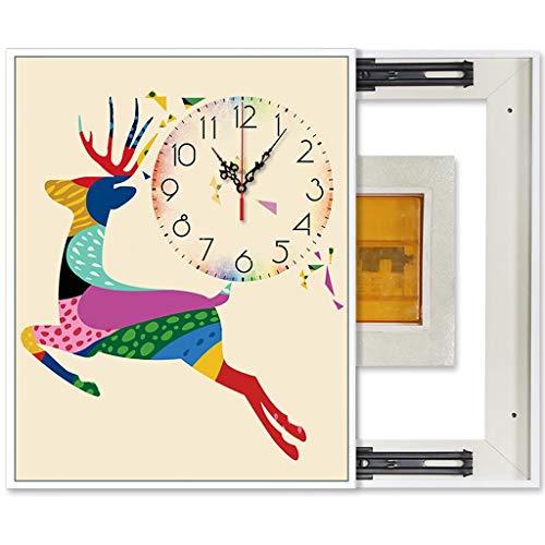 LITING Caja de medidor de Electricidad Pintura Decorativa Caja de Interruptor Principal...