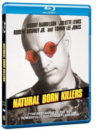 Natural Born Killers [Reino Unido] [Blu-ray]