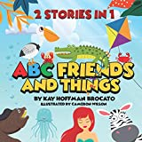 2 Stories In 1 ABC friends and things: Counting with your ocean friends