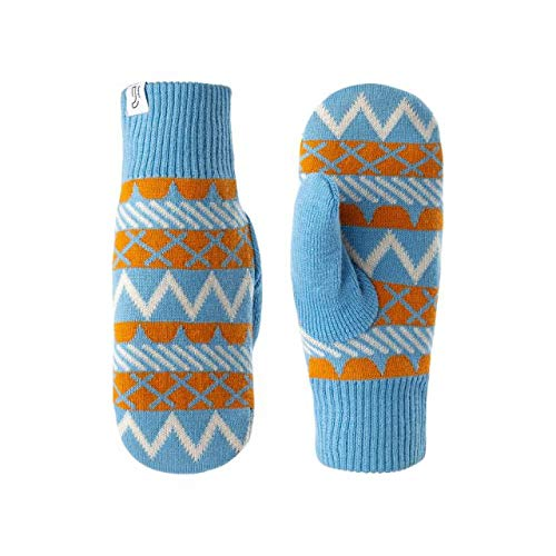 Johaug Kick Mitten Women - ablue