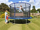 Sportspower Trampolin Gartentrampolin Set 305cm 150kg TÜV/GS innenliegendes Netz
