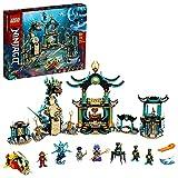 LEGO 71755 Ninjago Templo del Mar Infinito, Juguete de Construcción para Niños +9 Años con Mini Figuras de los Ninjas