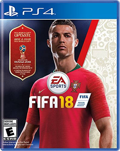 PS4 - FIFA 18 For PlayStation 4 - World Cup Update