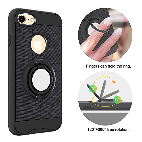 Asuwish Compatible avec iPhone 7 8 Coque de protection d'écran en ...