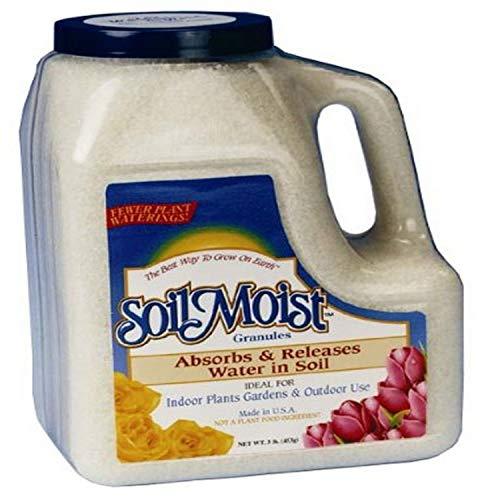 Soil Moist 100064312 JCD-030SM 3-Pound Granules, Natural
