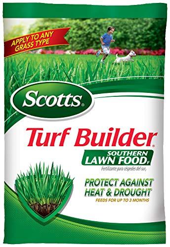 Scotts Turf Builder Southern Lawn Food F, 14.06 lb. - Florida Lawn Fertilizer - Protect Against Heat...