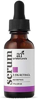 Artnaturals enhanced Retinol Serum 2.5%, 1 Oz