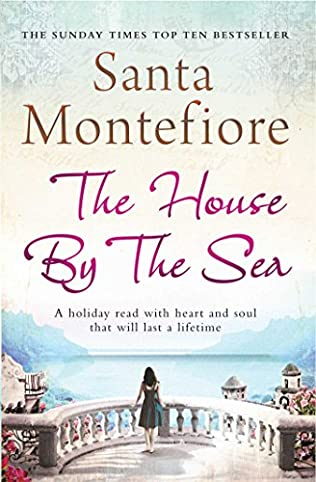 book cover of The House by the Sea