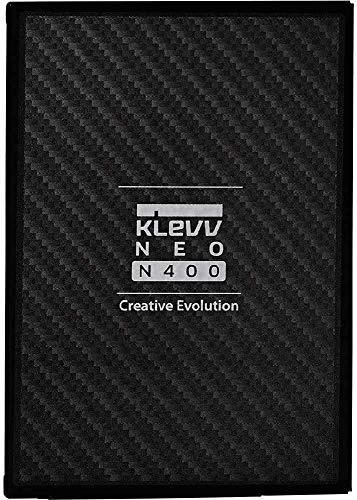 エッセンコアクレブ KLEVV SSD 240GB SATA3 6Gb/s 2.5インチ 7mm 3年保証 NEO N400 K240GSSDS3-N40EC