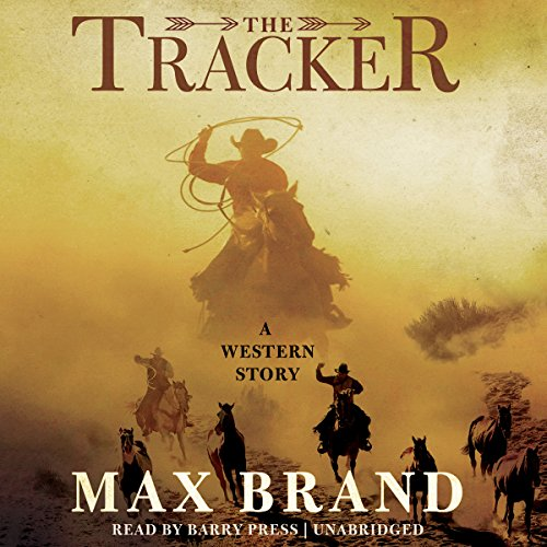 The Tracker copertina
