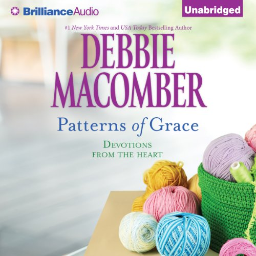 Patterns of Grace audiobook cover art