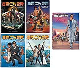 Best archer dvd collection Reviews