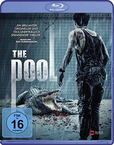 The Pool [Blu-ray]
