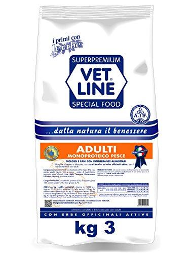 vet line adulto pesce kg3