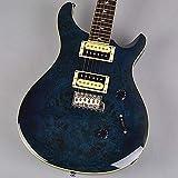 PRS SE Custom24 Poplar Burl Whale Blue エレキギター ポールリードスミス(Paul Reed Smith)