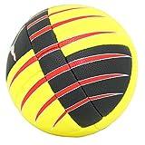 Puma POWER CAT 3.10 HANDBALL Ballon de Handball Unisex Jaune Noir Rouge Taille 2