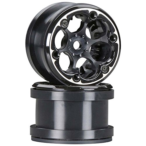 Axial 1/10 Comp XR10 2.2 Beadlock Wheels, 12mm Hex