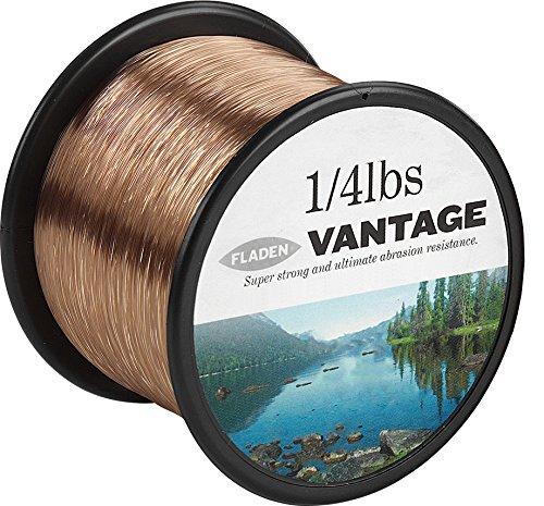 Fladen Vantage - Accesorio para el Cuidado del Carrete de Pesca, Color marrón, Talla 10 LB