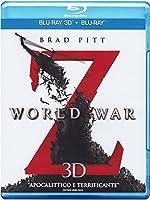 World War Z (Blu-Ray 3D+Blu-Ray) [Italian Edition]