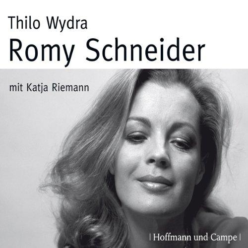 Romy Schneider audiobook cover art