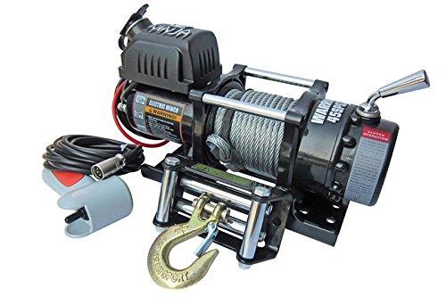 Warrior WW45SPS24 - Cabrestante eléctrico para...