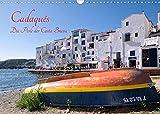 Cadaqués - Perle der Costa Brava (Wandkalender 2022 DIN A3 quer)