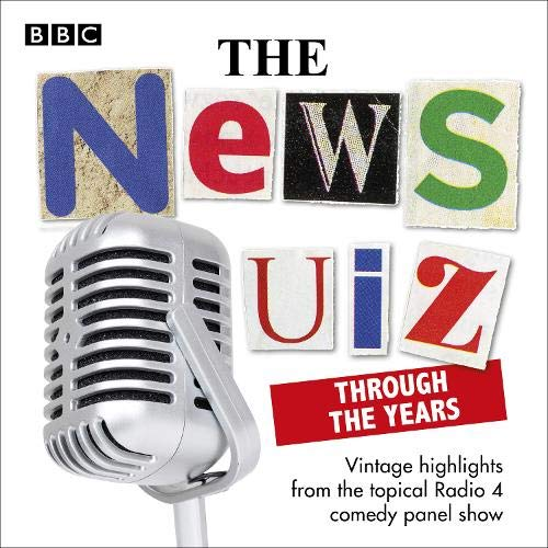 The News Quiz: Through the Years  By  cover art