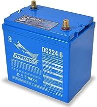 Fullriver Group GC2 6V 224Ah T-105 AGM Sealed Lead Acid Battery