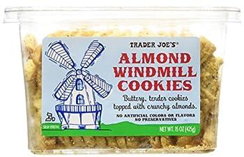Trader Joe s Almond Windmill Cookies