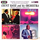 Count & His Orchestra Basie: Four Classic Albums (Audio CD)
