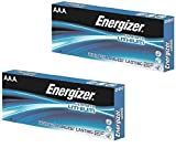 Energizer Ultimate Lithium L92 - Pilas AAA (1,5 V, 1260 mAh, 20...
