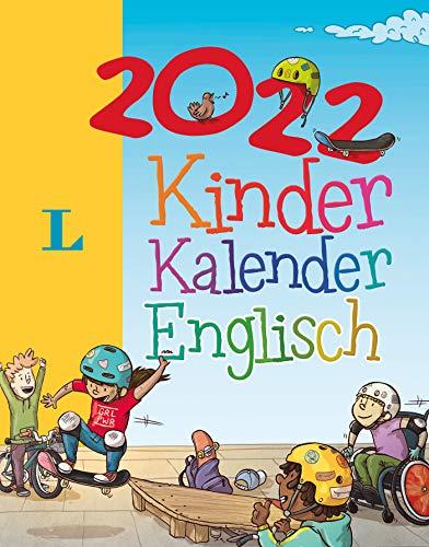 Langenscheidt Kinderkalender Englisch 2022: Tagesabreißkalender (Langenscheidt Kalender)