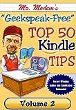 Mr. Modem's Top 50 Kindle Tips, Volume 2 (English Edition)...