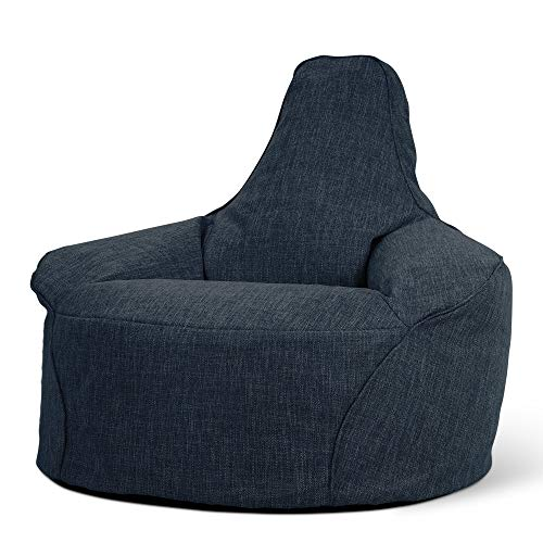 icon Axel Relaxsessel Sitzsack Groß Sessel Sitzsäcke für Erwachsene Wohnzimmer Sitzsäcke