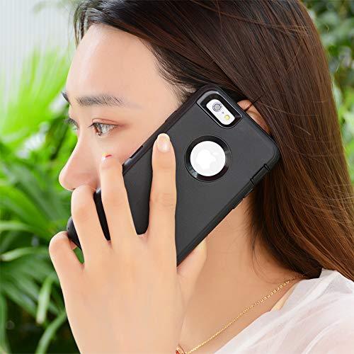 iPhone 6 Plus/6S Plus Case, Maxcury Heavy Duty Shockproof Series Case for iPhone 6 Plus /6S Plus (5.5