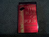 Rule of Four Poster