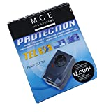 MGE Pulsar CL1Phone regleta 1–Compartimento con Voltaje–También para teléfono