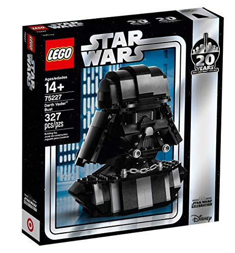 LEGO Darth Vader Busto 2019 Star Wars Celebration Exclusivo