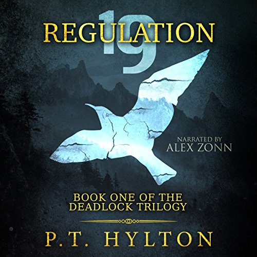 Regulation 19 audiobook cover art