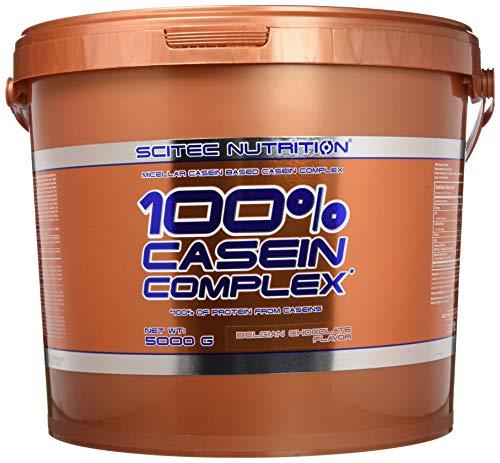 Scitec Nutrition Protein Casein Complex, Belgische Schokolade, 5000g