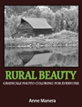 Rural Beauty Grayscale Photo Coloring for Everyone
