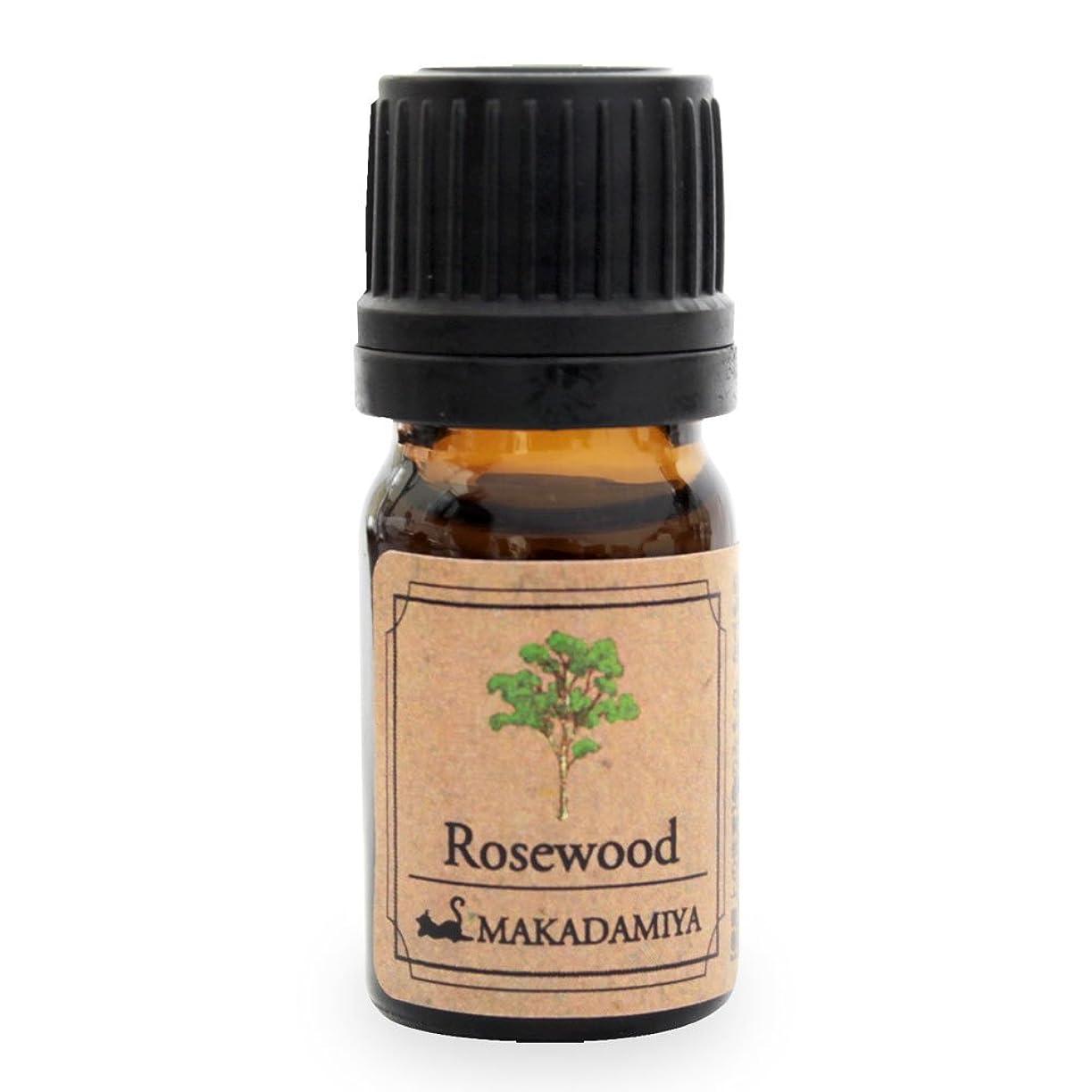 柔和出撃者壊れたローズウッド5ml 天然100%植物性 エッセンシャルオイル(精油) アロマオイル アロママッサージ aroma Rosewood