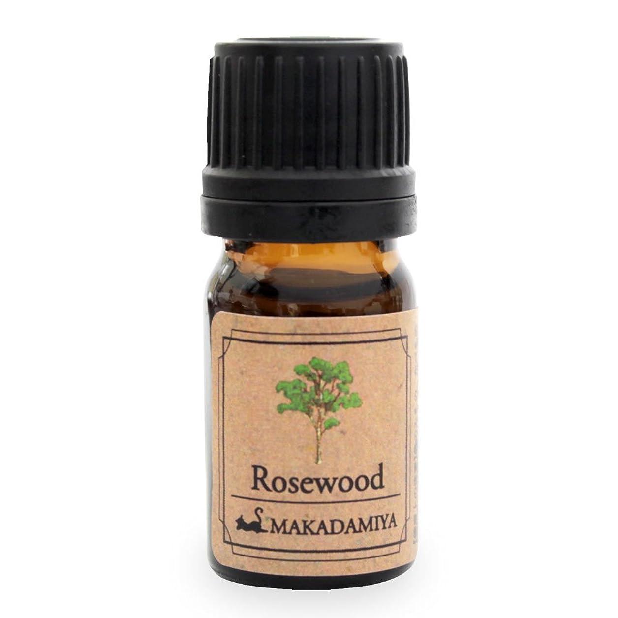 競う倫理的階層ローズウッド5ml 天然100%植物性 エッセンシャルオイル(精油) アロマオイル アロママッサージ aroma Rosewood