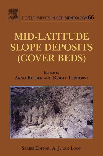 Mid-Latitude Slope Deposits (Cover Beds) (ISSN Book 66) (English Edition)