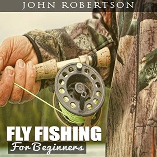 Fly Fishing for Beginners audiobook cover art