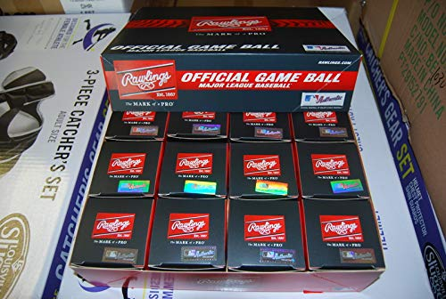 Rawlings Dozen ROMLBSTFL16 Spring Training Florida Baseball Official MLB ROMLB