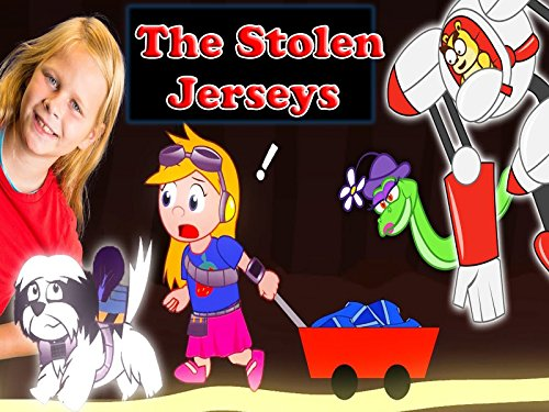 The Case of the Missing Jerseys