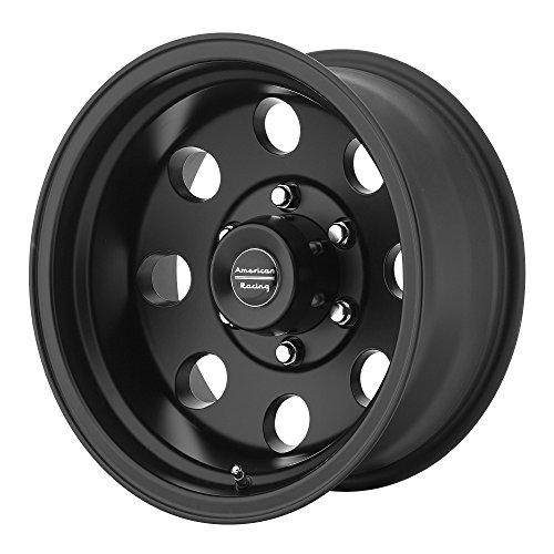 American Racing Custom Wheels AR172 Baja Satin Black Wheel...
