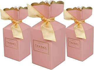 Details about  /6PCS Wedding Candy Box Creative Candy Wrapping Box Lovely Candy Storage Box Food